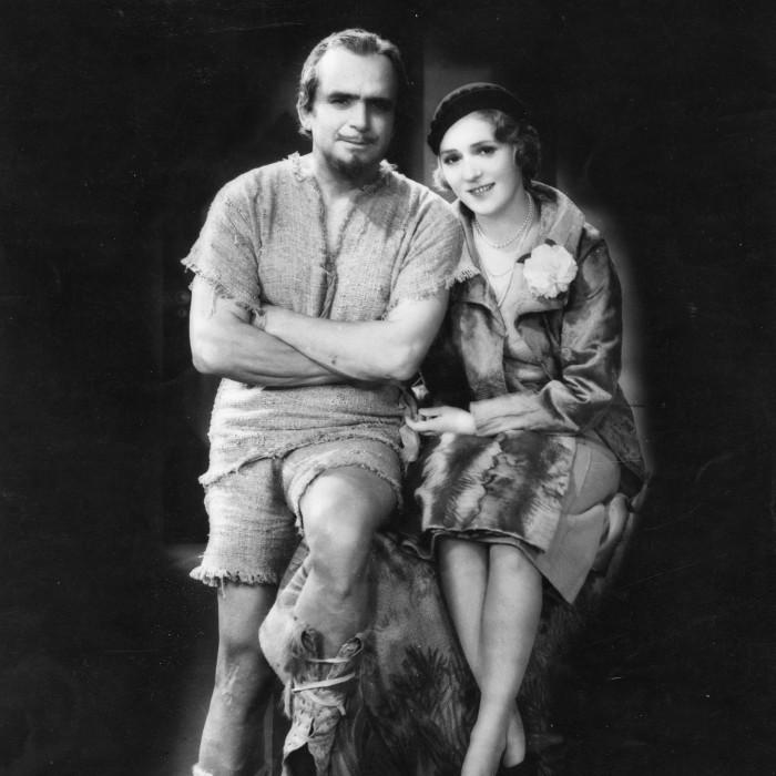 Mr Robinson Crusoe Mary Pickford and Douglas Fairbanks
