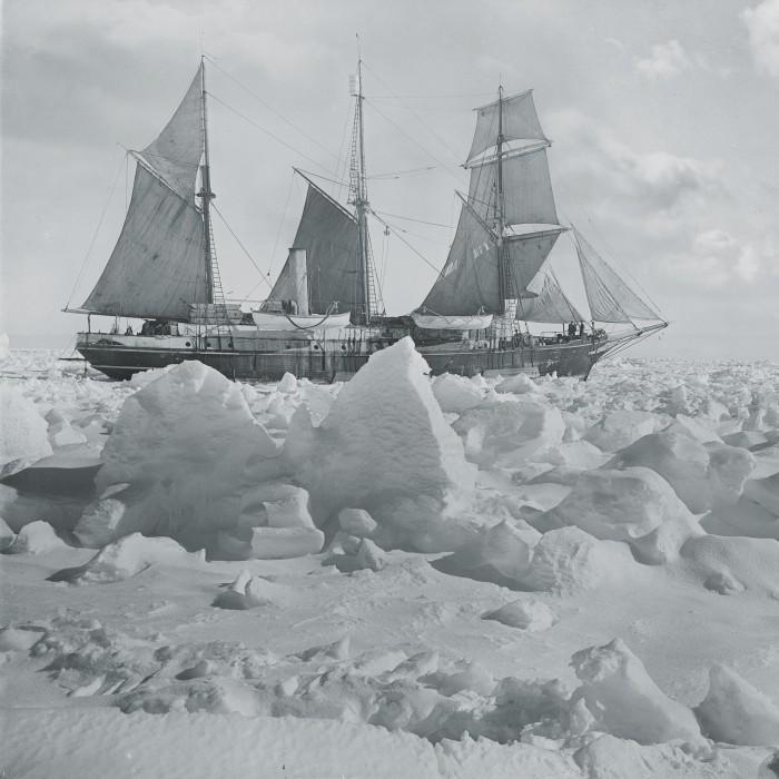 Endurance  Ernest Shackleton's ship