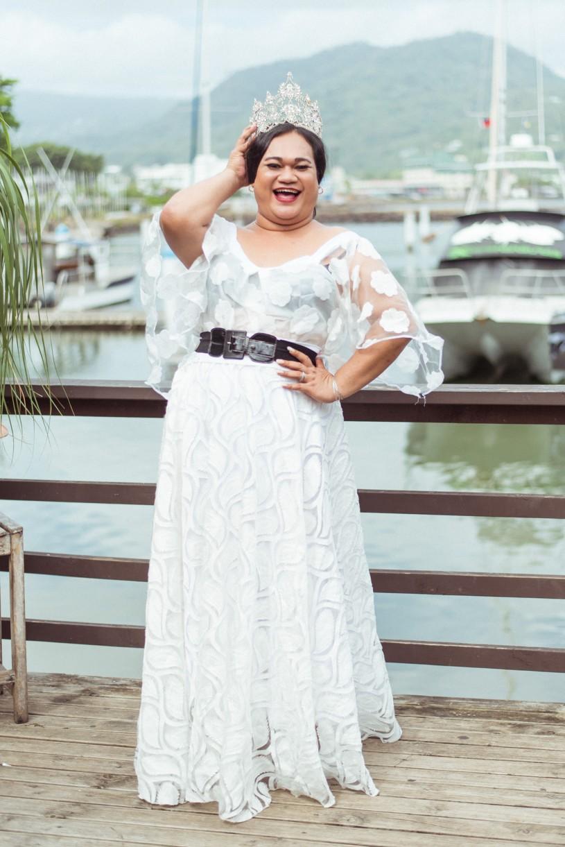 Miss Samoa Fa'afafine