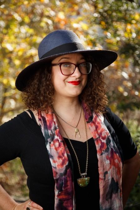 Lila Higgins author photo